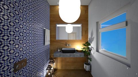 lavabo - Bathroom - by Cristiane Lichotto