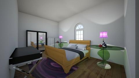 Cozy Paradise - Retro - Office - by idc21