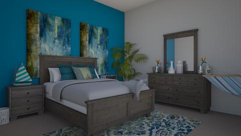 Jaquelyns Room - Modern - Bedroom - by dreaminjayd