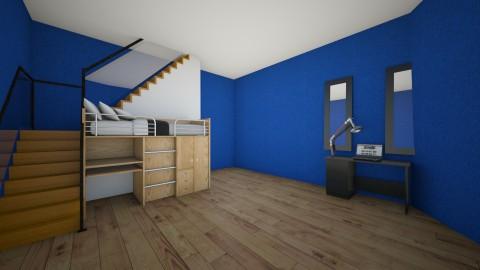 my living room - Bedroom - by Theodoros Frangeskou