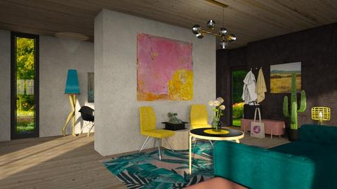palet - Modern - Living room - by jjannnii