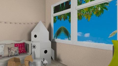 wonderland - Eclectic - Kids room - by misshazirah