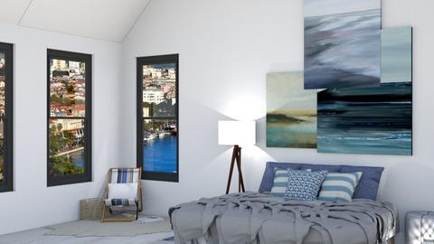 Nautical - Modern - Bedroom - by Yate