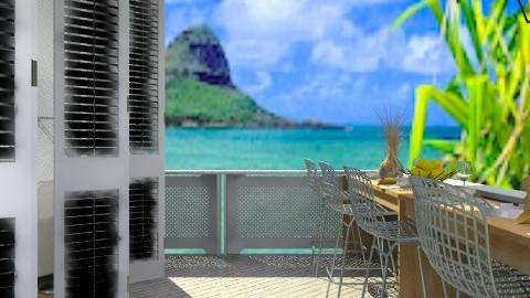 Boardwalk ocean - Classic - Garden - by Katherine100