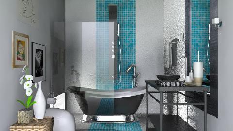 M of madame - Modern - Bathroom - by sahfs