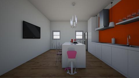 Mansion Kitchen  - Kitchen - by Jordin12