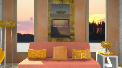 Foscarini - Minimal - Living room - by milyca8