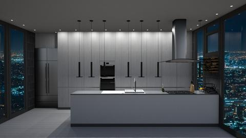 part 1 - Modern - Kitchen - by Sybrenjo Roemer_946