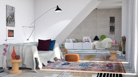 living room - by bnu