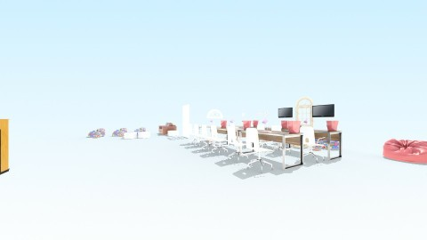 learning room SL AND DR - Office - by Llynfi