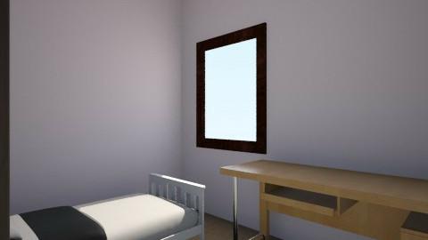 Small Box Room - Feminine - Bedroom - by xholyyy