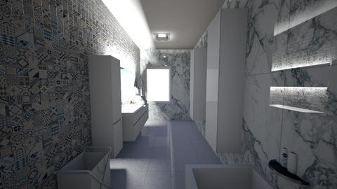 b4 - Bathroom - by lupuuandreea