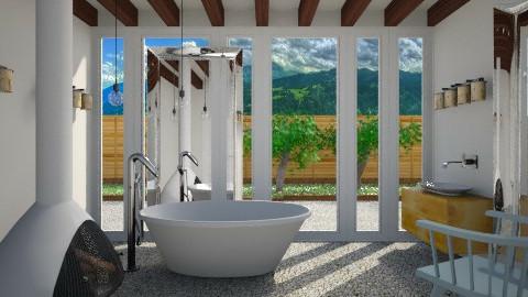 The Pebble Bath - Modern - Bathroom - by 3rdfloor