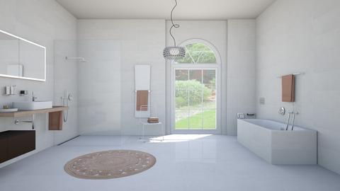 Harmonisch Interior - Bathroom - by Andersen69