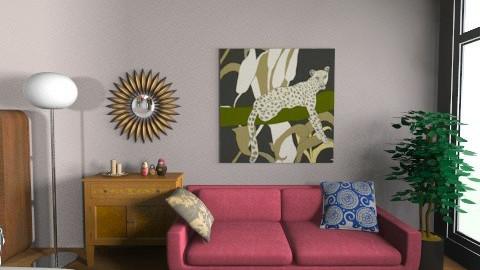 San Jose Utopica sala1 - Living room - by Arianis Gutirrez Vannucci