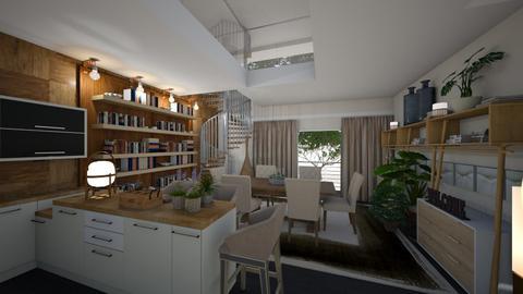 mezzanine - Kitchen - by ana111