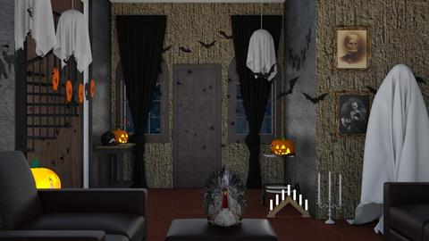Haunted House - by Joanne Galle_680