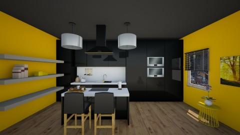 Kitchen 2 - by Selena29