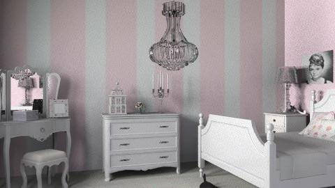 Elegance - Vintage - Bedroom - by lottie21