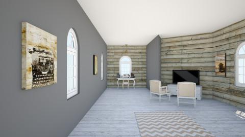 Antique Bedroom - Bedroom - by Natalie Dueck