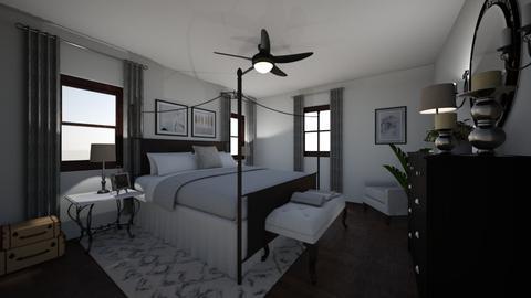 Dream Bedroom - Vintage - Bedroom - by MessyArtwok