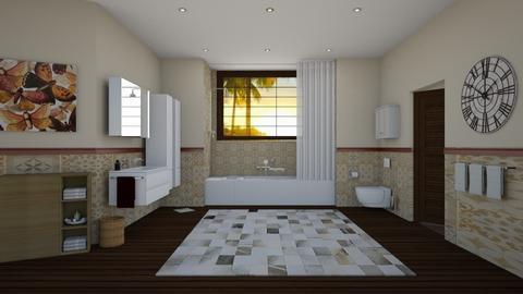 Charlie Francis Harper - Eclectic - Bathroom - by Elenn