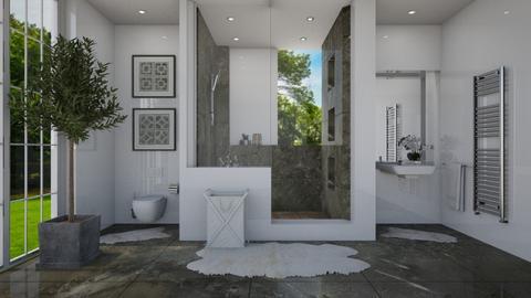 Bathroom_2 - Bathroom - by AmbianceG