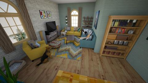 Lounge 1 - Living room - by alcoxall