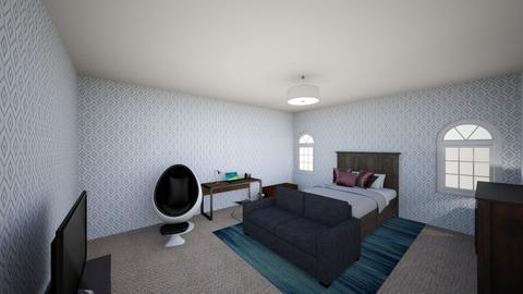 My small bedroom - Bedroom - by Bri2007