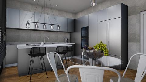 For Dawz84 - Kitchen - by Theadora