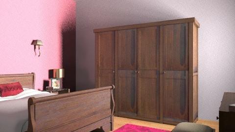 Bedroom - Modern - Bedroom - by ranya_ahmed