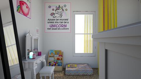 Girls Room Eva Space - Kids room - by Tzed Design