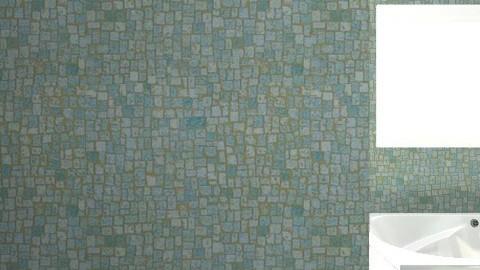 School II - Eclectic - Bathroom - by Worra2575