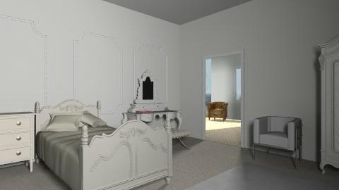 Posh Bedroom  - Classic - Bedroom - by i_love_ducks