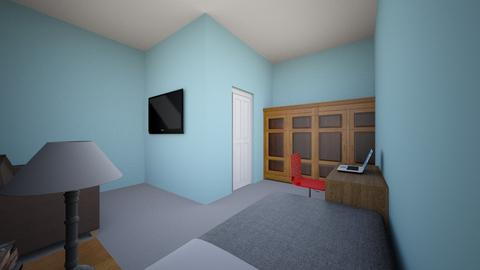 Vitos new room yea - Modern - Bedroom - by Ssant21