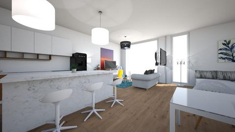 Small bachelor Apartment - by vanwyk000