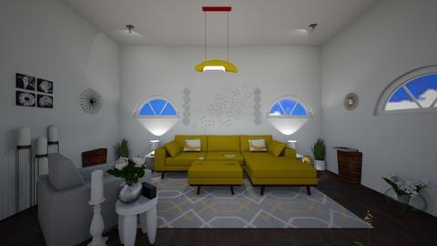 Banana Living Room - Modern - Living room - by JM23089