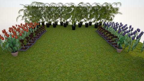 Outdoor Environment Prek  - Garden - by WTVBDMECMMRPQZBQKVLUGAEQPFGPLBA