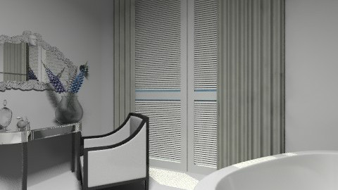 Bathroom - Country - Bathroom - by AgaRyy