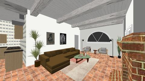 Rancho living Lecco - Living room - by kwilson12
