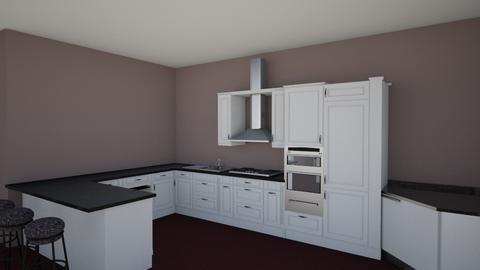 open floor plan  - Living room - by cici45