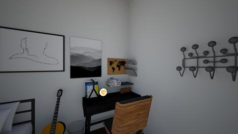 dib - Bedroom - by rezkytapsc