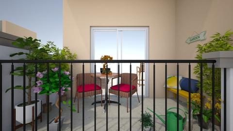 Patio Design Options - Minimal - Garden - by leahbostelaar