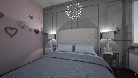 Cute and girly - Bedroom - by Avery McCaffrey