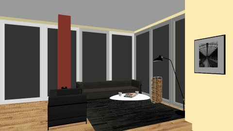Amanda _ Salvatore - Living room - by smillardmcevoy