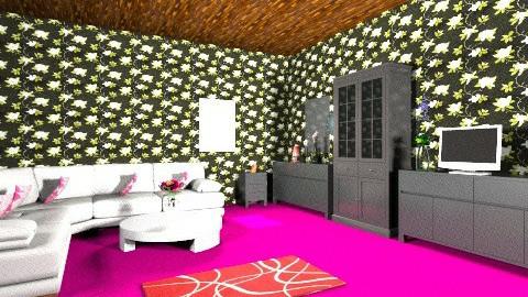 sweet drama  - Modern - Living room - by Sarah Adnan