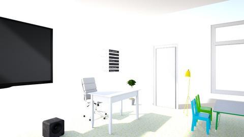 room1 - Classic - Kids room - by patrycjakuzm