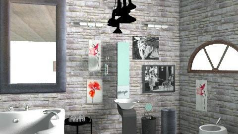 hhhggf - Eclectic - Bathroom - by annabeth