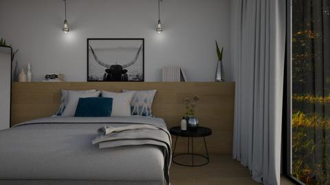 cabin bedroom - Modern - by StienAerts