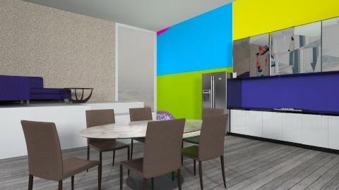 fees - Modern - Living room - by Jacquie Ru